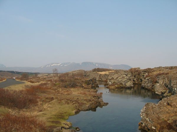 Viking parliament, Thingvellir