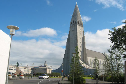 City tour of Reykjavik